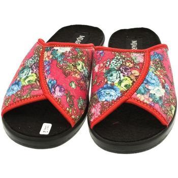 Boty Ženy Papuče Mjartan Dámske papuče  BELLINA červená