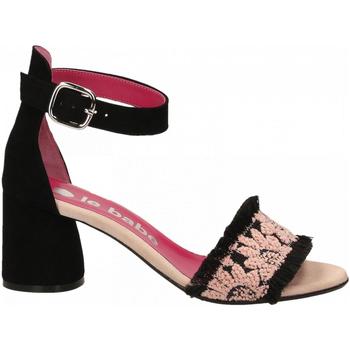 Boty Ženy Sandály Le Babe TESSA JACQUAR rosa