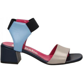 Boty Ženy Sandály Le Babe MINA NAPPA grigio