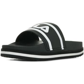 Boty Ženy pantofle Fila Morro Bay Zeppa Wn's Černá