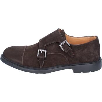 Boty Muži Šněrovací polobotky  & Šněrovací společenská obuv Zenith Klasický BS616 Hnědý