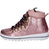 Boty Ženy Módní tenisky Trepuntotre sneakers gomma pelle Rosa