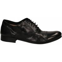 Boty Muži Šněrovací společenská obuv Calpierre CANGLOSS nero