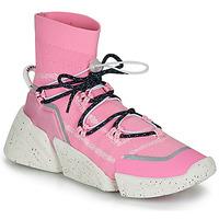 Boty Ženy Kotníkové tenisky Kenzo K SOCK SLIP ON Růžová