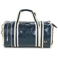 Taška Muži Sportovní tašky Fred Perry CLASSIC BARREL BAG Tmavě modrá
