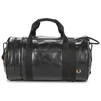 Taška Muži Sportovní tašky Fred Perry TONAL BARREL BAG Černá