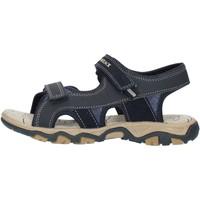 Boty Chlapecké Sandály Lumberjack SB07606017V69 Modrá