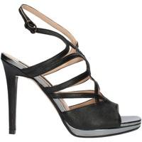 Boty Ženy Sandály Bacta De Toi 606 Černá