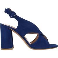Boty Ženy Sandály Bacta De Toi 897 Modrá