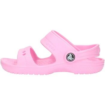 Boty Sandály Crocs 200448 Růžová