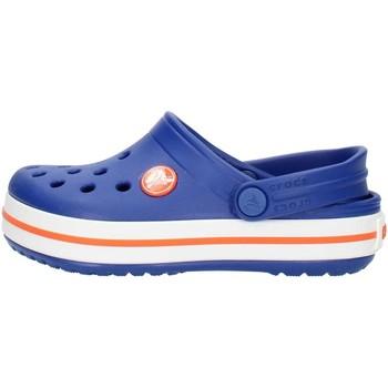 Boty Děti Pantofle Crocs 204537 Modrá