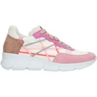 Boty Ženy Nízké tenisky L4k3 08LEG Růžová