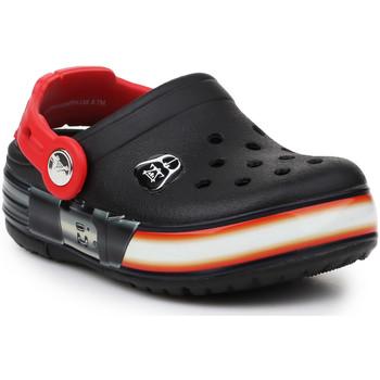 Boty Chlapecké Pantofle Crocs Crocslights Star Wars Vader 16160-0X9-116 black, red