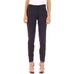 Textil Ženy Turecké kalhoty / Harémky Fly Girl 30023-07 Modrá