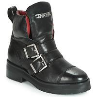 Boty Ženy Kotníkové boty Bronx GAMLETT Černá