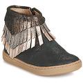 Boty Dívčí Kotníkové boty Shoo Pom