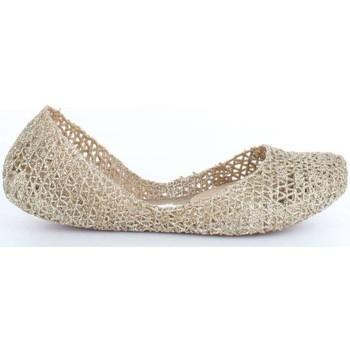 Boty Ženy Baleríny  Melissa 31512 Zlatá