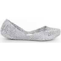 Boty Ženy Baleríny  Melissa 31512 Stříbrná