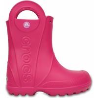 Boty Děti Holínky Crocs Crocs™ Kids' Handle It Rain Boot 13