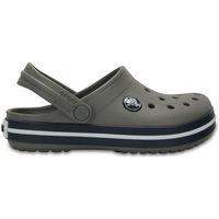 Boty Děti Pantofle Crocs Crocs™ Kids' Crocband Clog Smoke/Navy