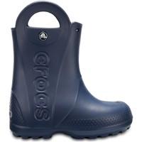 Boty Děti Holínky Crocs Crocs™ Kids' Handle It Rain Boot Navy