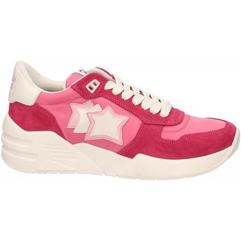 Boty Ženy Nízké tenisky Atlantic Stars VENUS rosso-rosa
