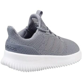 Boty Děti Nízké tenisky adidas Originals Cloudfoam Ultimate Šedá