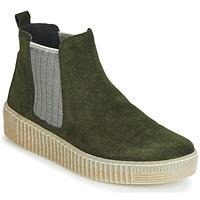 Boty Ženy Kotníkové boty Gabor 3373111 Zelená
