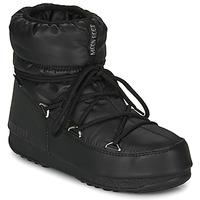 Boty Ženy Zimní boty Moon Boot MOON BOOT LOW NYLON WP 2 Černá