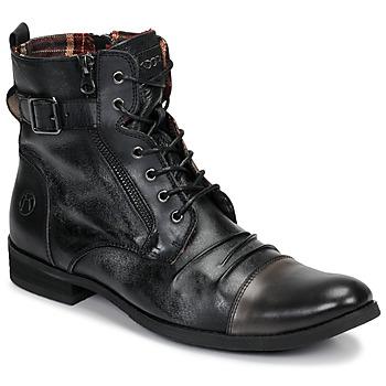 Boty Muži Kotníkové boty Kdopa DUBLIN Černá