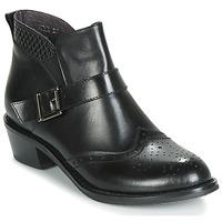Boty Ženy Kotníkové boty Kdopa INNA Černá