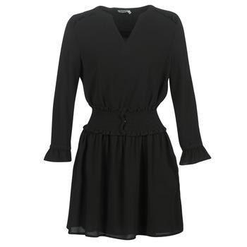 Textil Ženy Krátké šaty Kaporal DOLLI Černá