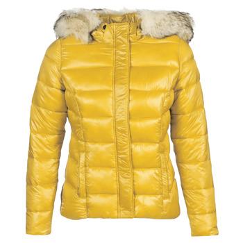 Textil Ženy Prošívané bundy Kaporal PERLE Žlutá