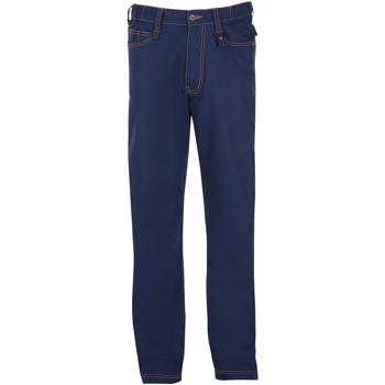 Textil Muži Kapsáčové kalhoty Sols SPEED PRO MULTI WORK Azul