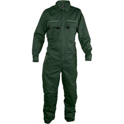 Textil Muži Overaly / Kalhoty s laclem Sols SOLSTICE PRO MULTI WORK Verde