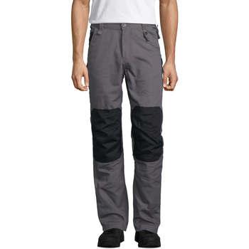 Textil Muži Kapsáčové kalhoty Sols METAL PRO MULTI WORK Multicolor