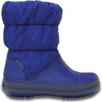 Boty Děti Holínky Crocs Crocs™ Kids' Winter Puff Boot 35