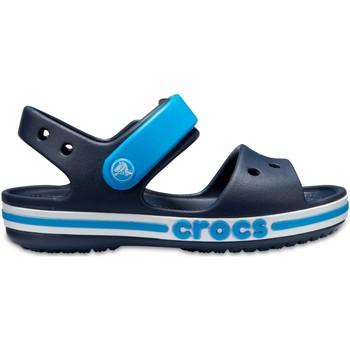 Boty Děti Sandály Crocs™ Crocs™ Bayaband Sandal Kid's Navy