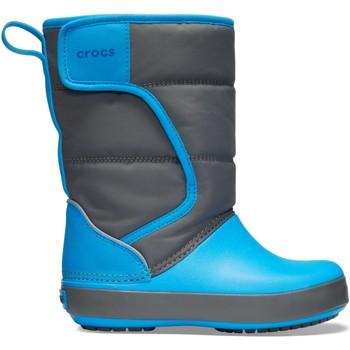 Boty Děti Zimní boty Crocs Crocs™ Lodgepoint Snow Boot Kid's 35