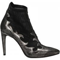 Boty Ženy Kotníkové boty Now MARYLIN acciaio