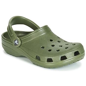 Boty Pantofle Crocs CLASSIC Khaki