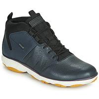 Boty Muži Kotníkové boty Geox U NEBULA 4 X 4 B ABX Tmavě modrá