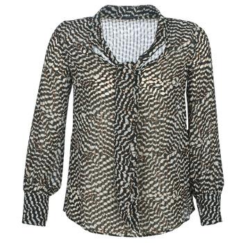 Textil Ženy Halenky / Blůzy Ikks BP13065-02 Béžová / Černá