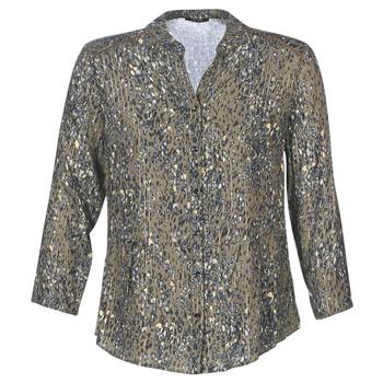Textil Ženy Halenky / Blůzy One Step CARLY CHEMISE Khaki