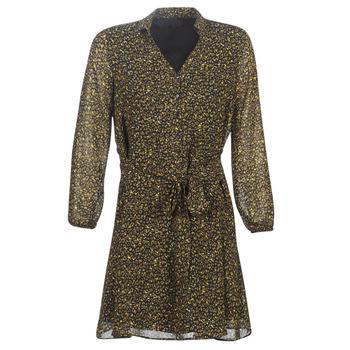 Textil Ženy Krátké šaty One Step RUNI Černá / Khaki
