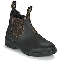 Boty Dívčí Kotníkové boty Blundstone KIDS-BLUNNIES-1992 Černá / Třpytivý