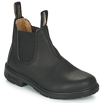 Boty Děti Kotníkové boty Blundstone KIDS-BLUNNIES-532 Černá