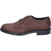 Boty Muži Šněrovací polobotky  & Šněrovací společenská obuv Triver Flight Klasický BS729 Hnědý