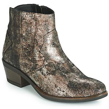 Boty Ženy Kotníkové boty Elue par nous FLO Bronzová