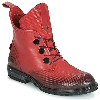 Boty Ženy Kotníkové boty Metamorf'Ose FABLE Červená